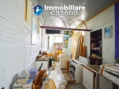 House with garage and panoramic view for sale in Italy, region Abruzzo, village Furci 13