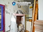 House with garage and panoramic view for sale in Italy, region Abruzzo, village Furci 14