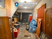 House with garage and panoramic view for sale in Italy, region Abruzzo, village Furci 15