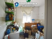 House with garage and panoramic view for sale in Italy, region Abruzzo, village Furci 16