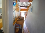 House with garage and panoramic view for sale in Italy, region Abruzzo, village Furci 17