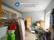 House with garage and panoramic view for sale in Italy, region Abruzzo, village Furci 19