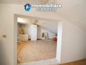 House with garage and panoramic view for sale in Italy, region Abruzzo, village Furci 4