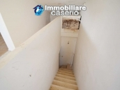 House with garage and panoramic view for sale in Italy, region Abruzzo, village Furci 6