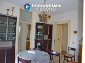 Semi-demitached house habitable and with character for sale in Abruzzo 13