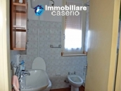 Semi-demitached house habitable and with character for sale in Abruzzo 17