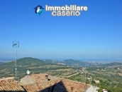 Semi-demitached house habitable and with character for sale in Abruzzo 23