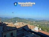 Semi-demitached house habitable and with character for sale in Abruzzo 24