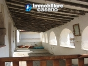 Historic buidling very huge and with character for sale in Pretoro, Abruzzo 18