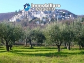 Historic buidling very huge and with character for sale in Pretoro, Abruzzo 24