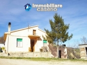 Rural property with 3 hectares and olive trees for sale in Teramo province, Abruzzo 2