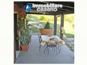 Farm house rustic and elegant taste for sale in Fossalto, Molise 12