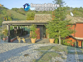Farm house rustic and elegant taste for sale in Fossalto, Molise 17