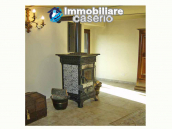 Farm house rustic and elegant taste for sale in Fossalto, Molise 38