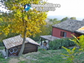 Farm house rustic and elegant taste for sale in Fossalto, Molise 5