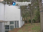 Detached house in the countryside of Abruzzo for sale at exceptional price 11