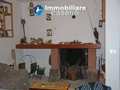 Detached house in the countryside of Abruzzo for sale at exceptional price 23