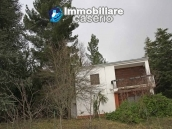 Detached house in the countryside of Abruzzo for sale at exceptional price 7