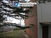 Detached house in the countryside of Abruzzo for sale at exceptional price 8