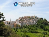 Renovated stone house with beautiful view for sale in Molise 1