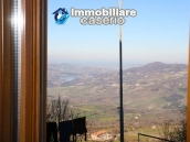 Renovated stone house with beautiful view for sale in Molise 11