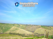 Habitable farmhouse detached with terrace and garden for sale in Atessa, Italy 3