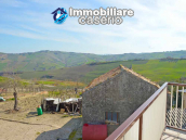 Habitable farmhouse detached with terrace and garden for sale in Atessa, Italy 5