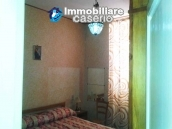 Renovated and furnished house three bedrooms for sale in Molise 11