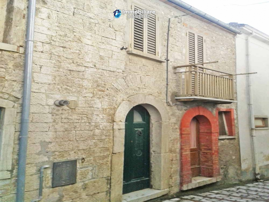 Renovated and furnished house three bedrooms for sale in Molise