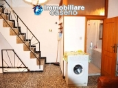 Habitable town house sea view for sale in Molise 8