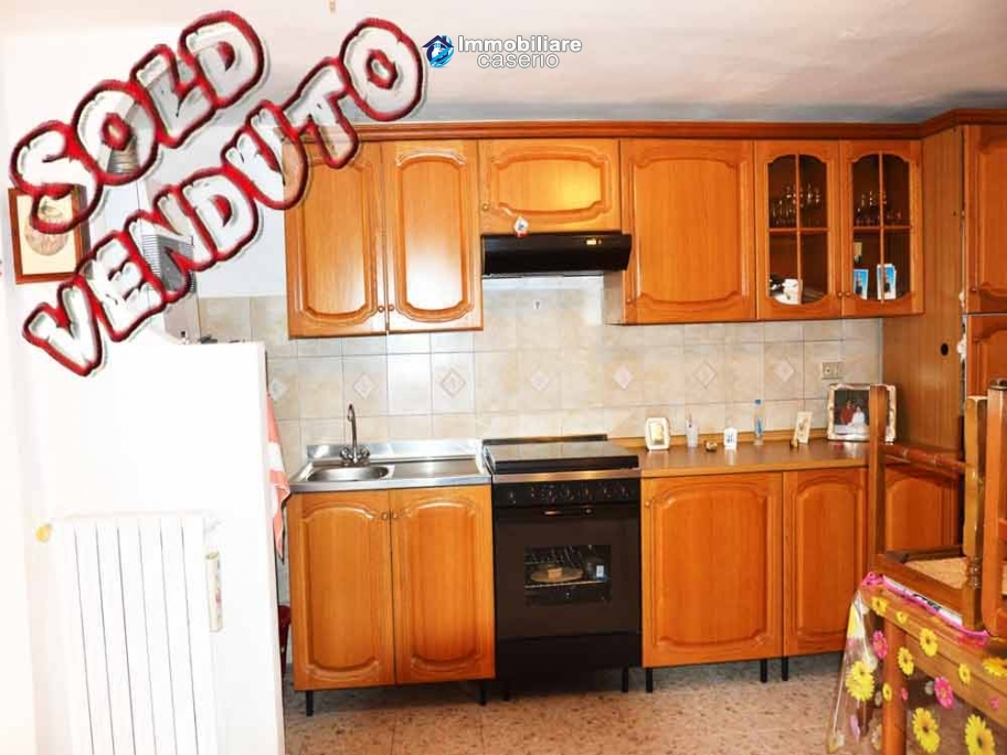 Habitable town house sea view for sale in Molise