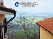 Town house with panoramic view for sale in Mafalda, Molise 13