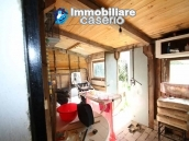 Habitable house not far from the sea with garden for sale in Molise 13