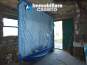 Country house with land, garage and terrace for sale in Molise 14