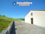 Country house with land, garage and terrace for sale in Molise 17