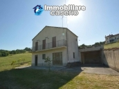 Country house with land, garage and terrace for sale in Molise 21