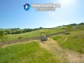 Country house with land, garage and terrace for sale in Molise 25
