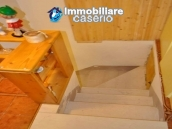 Stone town house habitable for sale, close to the ski slopes in Abruzzo 12