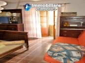 Stone town house habitable for sale, close to the ski slopes in Abruzzo 13