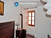 Stone town house habitable for sale, close to the ski slopes in Abruzzo 18