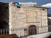 Stone town house habitable for sale, close to the ski slopes in Abruzzo 2