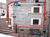 Stone town house habitable for sale, close to the ski slopes in Abruzzo 3