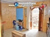 Stone town house habitable for sale, close to the ski slopes in Abruzzo 4