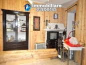 Stone town house habitable for sale, close to the ski slopes in Abruzzo 5