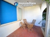 Apartment close to the beach for sale furnished and with big terrace 29