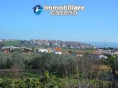 Big country house with land with sea view for sale in San Salvo, Abruzzo 1