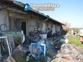 Big country house with land with sea view for sale in San Salvo, Abruzzo 12