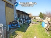 Big country house with land with sea view for sale in San Salvo, Abruzzo 13