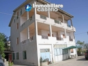 Building with five apartments for sale in Cupello, close to the sea 2