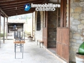 Big stone cottage with olive grove for sale in Cupello, close to the sea 13